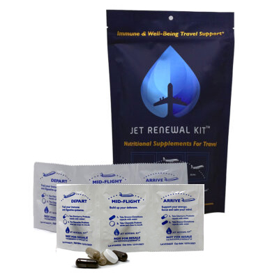 Jet Renewal Kit Starter Kit